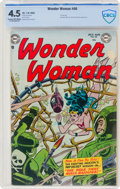 Golden Age (1938-1955):Superhero, Wonder Woman #60 (DC, 1953) CBCS VG+ 4.5 Cream to off-white pages....