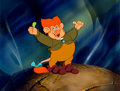 Animation Art:Production Cel, A Troll in Central Park Production/Color Model Cel Group of 4 (Don Bluth, 1994).... (Total: 4 I...