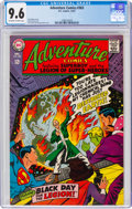 Silver Age (1956-1969):Superhero, Adventure Comics #363 (DC, 1967) CGC NM+ 9.6 Off-white to white pages....