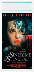 """Movie Posters:Thriller, The Stendhal Syndrome (Medusa Distribuzione, 1996). Folded, Very Fine+. Italian Locandina (13"""" X 27.5""""). Thriller.. ..."""