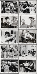 """Movie Posters:Hitchcock, The Birds (Universal, 1963/R-1980). Overall: Very Fine. Photos (17) (8"""" X 10""""). Hitchcock.. ... (Total: 17 Items)"""