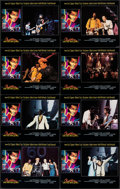 """Movie Posters:Rock and Roll, Chuck Berry: Hail! Hail! Rock 'n' Roll & Other Lot (Universal, 1987). Very Fine-. Lobby Card Sets of 8 (2) (11"""" X 14""""). Rock... (Total: 16 Items)"""