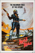 """Movie Posters:Science Fiction, Mad Max (American International, 1980). Folded, Very Fine-. One Sheet (27"""" X 41"""") Bill Garland Artwork. Science Fiction.. ..."""