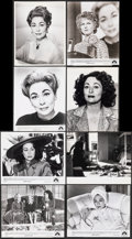 """Movie Posters:Drama, Mommie Dearest (Paramount, 1981). Very Fine. Photos (11) & Color Photo (8"""" X 10""""). Drama.. ... (Total: 12 Items)"""
