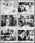 "Movie Posters:Crime, Scarface (Universal, 1983). Very Fine+. Photos (12) (Approx. 8"" X 10""). Crime.. ... (Total: 12 Items)"