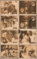 "Movie Posters:Black Films, Regeneration (Norman, 1923). Very Good/Fine. Lobby Cards (8) (11"" X 14""). Black Films.. ... (Total: 8 Items)"