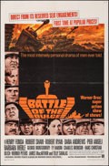 "Movie Posters:War, Battle of the Bulge (Warner Bros., 1966). Folded, Fine/Very Fine. One Sheet (27"" X 41""). Jack Thurston Artwork. War.. ..."
