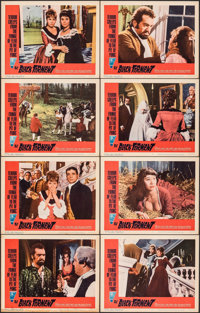 """The Black Torment & Other Lot (Governor Films, 1964). Fine/Very Fine. Lobby Card Sets of 8 (2 Sets) (11"""" X 14&q..."""