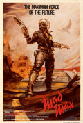 "Movie Posters:Science Fiction, Mad Max by Bill Garland (American International, 1980). Very Fine-. Original Comp Artwork (12.5"" X 19"", Matted: 19.5"" X 26"")..."