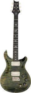 Musical Instruments:Electric Guitars, 2017 Paul Reed Smith (PRS) DGT Leprechaun Tooth Solid Body Electric Guitar, Serial #17 236474.. ...
