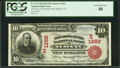 Albany, NY - $10 1902 Red Seal Fr. 613 The New York State National Bank Ch. # (E)1262 PCGS Extremely Fine 40