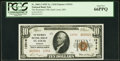 National Bank Notes:Missouri, Saint Louis, MO - $10 1929 Ty. 2 The Boatmen's ...