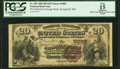 National Bank Notes:Missouri, Springfield, MO - $20 1882 Brown Back Fr. 502 T...