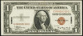 Low Serial Number 2102 Fr. 2300 $1 1935A Hawaii Silver Certificate. Choice Crisp Uncirculated