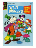 Bronze Age (1970-1979):Cartoon Character, Walt Disney's Comics and Stories #400 Signed By Carl Barks (GoldKey, 1974) Condition: NM....