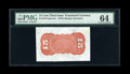 Fractional Currency:Third Issue, Fr. 1273/5SP 15c Third Issue PMG Choice Uncirculated 64....