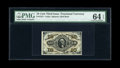 Fractional Currency:Third Issue, Fr. 1251 10c Third Issue PMG Choice Uncirculated 64 EPQ....