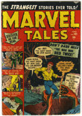 Golden Age (1938-1955):Horror, Marvel Tales #101 (Atlas, 1951) Condition: GD....