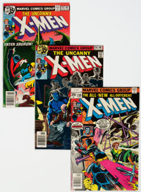 X-Men Group of 30 (Marvel, 1978-91) Condition: Average VF.... (Total: 30 Comic Books)