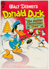 Four Color #203 Donald Duck (Dell, 1948) Condition: FN+