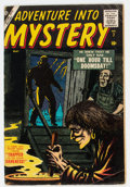 Silver Age (1956-1969):Horror, Adventure Into Mystery #7 (Atlas, 1957) Condition: VG....