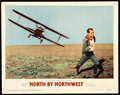 """Movie Posters:Hitchcock, North by Northwest (MGM, 1959). Very Fine. Lobby Card (11"""" X 14"""").. ..."""