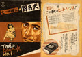 "Movie Posters:Foreign, Stray Dog (Toei Co. Ltd., 1949). Fine+. Japanese Program (8 Pages, 7"" X 10"").. ..."