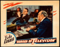 Movie Posters:Horror, Murder By Television (Imperial-Cameo, 1935). Very Fine-.