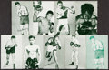 Boxing Cards:General, 1947-66 Exhibits Boxing Card Collection (45). ...