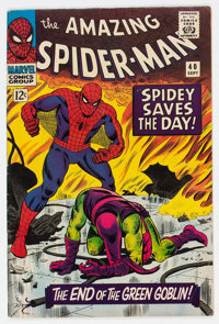 The Amazing Spider-Man #40 (Marvel, 1966) Condition: FN+
