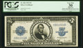 Large Size:Silver Certificates, Fr. 282 $5 1923 Silver Certificate PCGS Apparent Very Fine 30.. ...