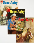 Golden Age (1938-1955):Western, Gene Autry Comics Group of 26 (Dell, 1949-59) Condition: Average VF/NM.... (Total: 26 )