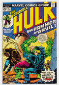Bronze Age (1970-1979):Superhero, The Incredible Hulk #182 (Marvel, 1974) Condition: FN/VF....