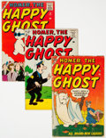 Golden Age (1938-1955):Humor, Homer, the Happy Ghost Group of 12 (Atlas/Marvel, 1955-58) Condition: Average VG.... (Total: 12 )