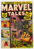 Golden Age (1938-1955):Horror, Marvel Tales #98 (Atlas, 1950) Condition: GD+....