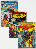 Bronze Age (1970-1979):Superhero, The Amazing Spider-Man Group of 7 (Marvel, 1973-75) Condition: Average VG/FN.... (Total: 7 Comic Books)