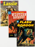 Golden Age (1938-1955):Miscellaneous, Dell Golden Age Comics Group of 25 (Dell, 1950s) Condition: Average FN-.... (Total: 25 Comic Books)