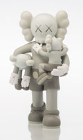 Collectible, KAWS (b. 1974). Clean Slate (Grey), 2018. Painted cast vinyl. 14 x 8 x 8 inches (35.6 x 20.3 x 20.3 cm). Open Edition. S...