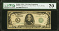 Fr. 2210-L $1,000 1928 Federal Reserve Note. PMG Very Fine 20