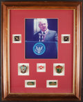 Autographs:Others, Mikhail Gorbachev Signed Display. Offered is a 17...