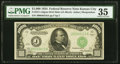 Small Size:Federal Reserve Notes, Fr. 2211-J $1,000 1934 Federal Reserve Note. PMG Choice Very Fine 35.. ...