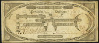 Westminster, VT- Vermont State Bank Office of Discount & Deposit $2 circa 1810 Very Fine-Extremely Fine