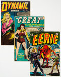 Silver Age (1956-1969):Adventure, I.W. Reprint Comics Group of 37 (Various Publishers, 1950s) Condition: Average GD+.... (Total: 37 Comic Books)