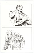 Original Comic Art:Panel Pages, Reilly Brown and Terry Pallot Deadpool: The Gauntlet Infinite Comic #8 Story Page 10 Original Art (Marvel Comics, ...