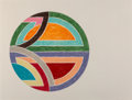Prints & Multiples, Frank Stella (b. 1936). Sinjerli Variation I, 1977. Offset lithograph and screenprint in colors on Arches Cover paper. 3...