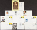Autographs:Index Cards, 1969 New York Mets - World Series Champions - Signed Cuts and Index Cards Lot of 40. ...
