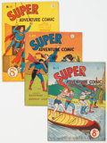 Golden Age (1938-1955):Superhero, Super Adventure Comics Group of 8 (K. Gordon Murray Productions Inc., 1950s) Condition: Average VG/FN.... (Total: 8 Comic Books)