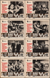"Seven Days in May & Other Lot (Paramount, 1964). Overall: Fine/Very Fine. Lobby Card Sets of 8 (2) (11"" X 14&qu..."