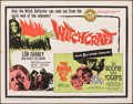 """Movie Posters:Horror, Witchcraft/The Horror of it All Combo (20th Century Fox, 1963). Folded, Very Fine-. Half Sheet (22"""" X 28""""). Horror.. ..."""