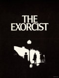 "Movie Posters:Horror, The Exorcist (Warner Bros., 1974). Folded, Very Fine+. Special Poster (18.5"" X 24.75"").. ..."